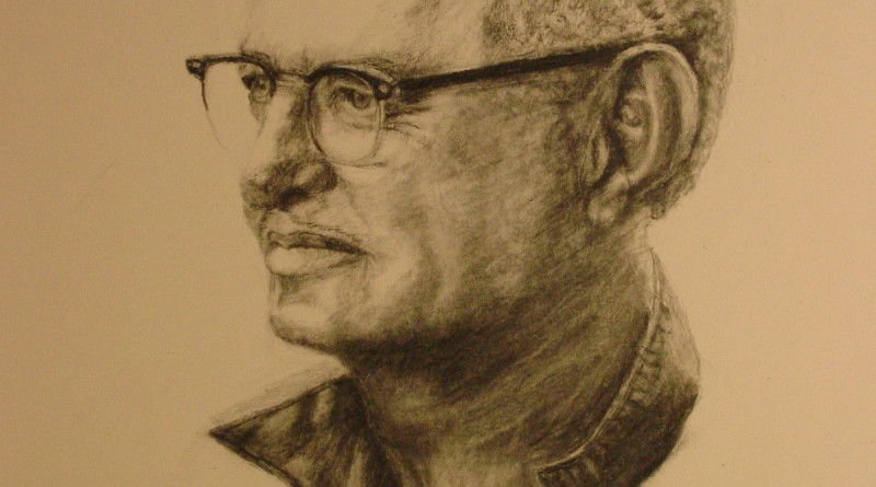 E.W.Gibson Drawing