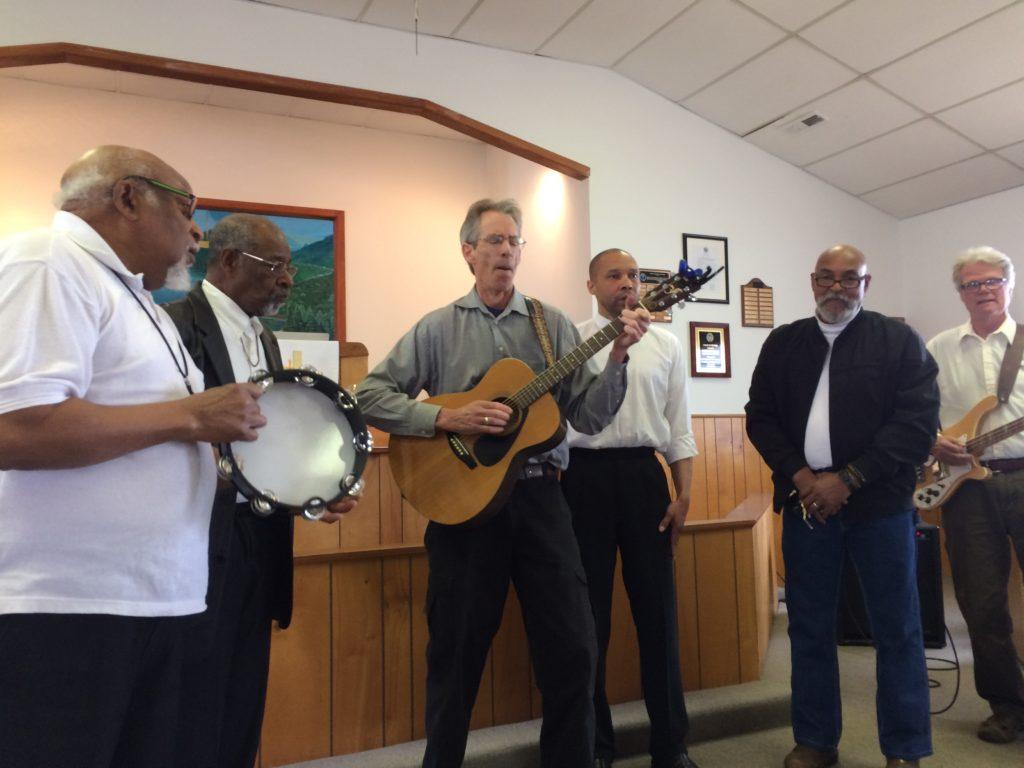 Griffith Chapel Choir